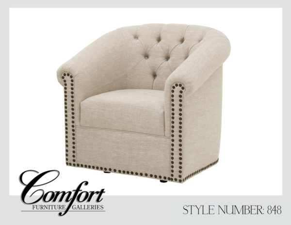 Accent Chairs-848