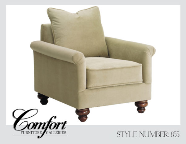 Accent Chairs-855