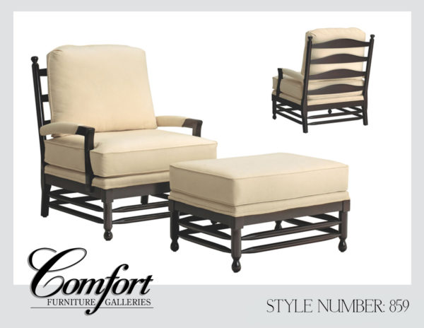 Accent Chairs-859