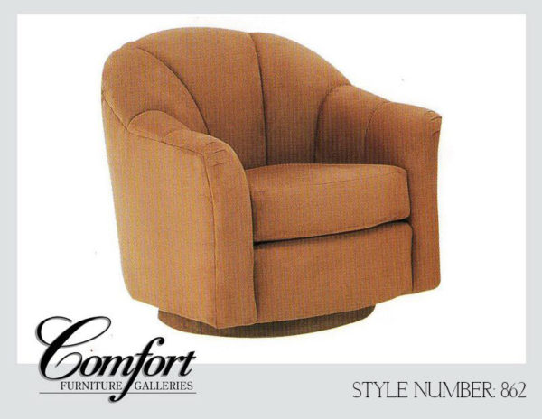 Accent Chairs-862