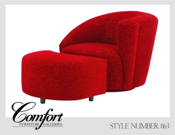 Accent Chairs-863