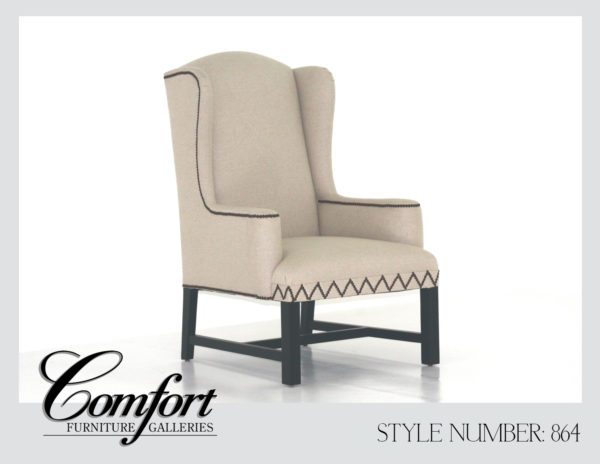 Accent Chairs-864