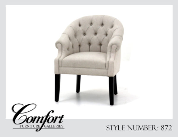Accent Chairs-872