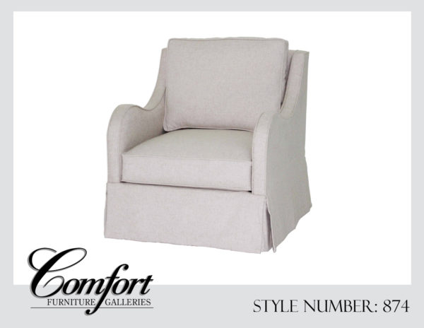 Accent Chairs-874