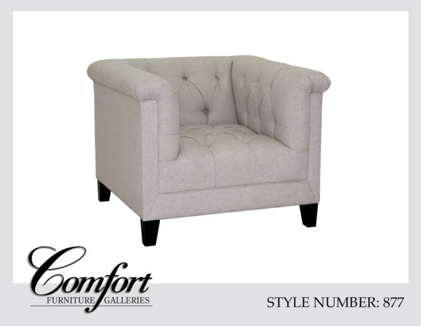 Accent Chairs-877