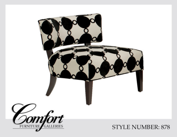 Accent Chairs-878