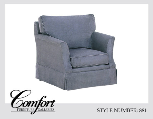 Accent Chairs-881