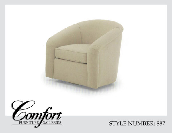 Accent Chairs-887