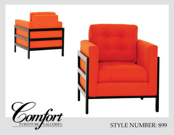 Accent Chairs-899