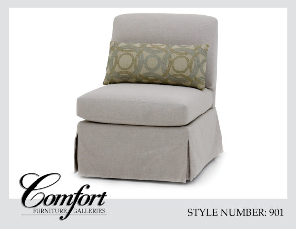 Accent Chairs-901