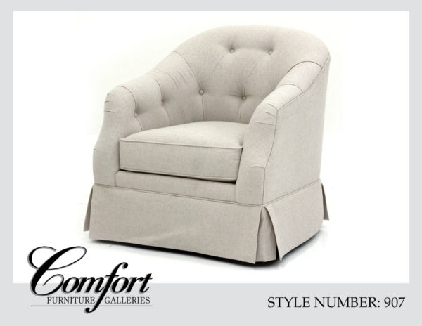 Accent Chairs-907
