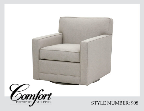 Accent Chairs-908