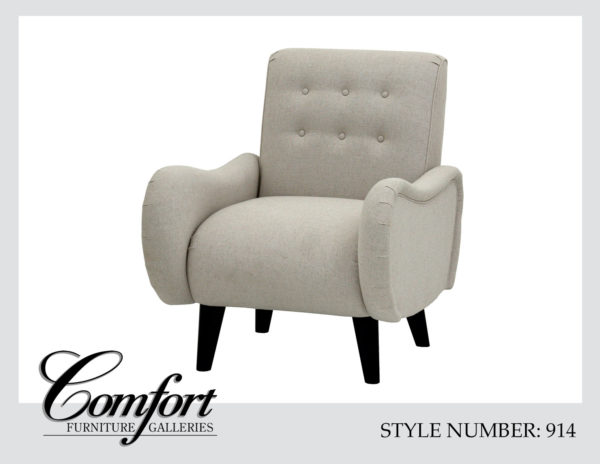 Accent Chairs-914