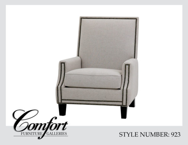 Accent Chairs-923