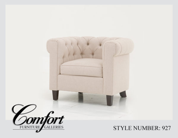 Accent Chairs-927