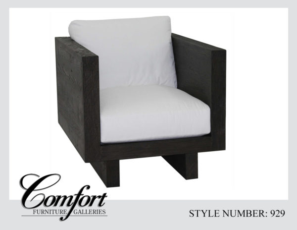 Accent Chairs-929