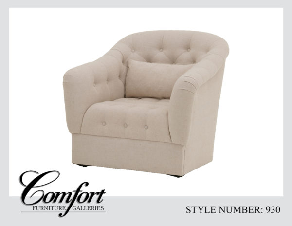 Accent Chairs-930