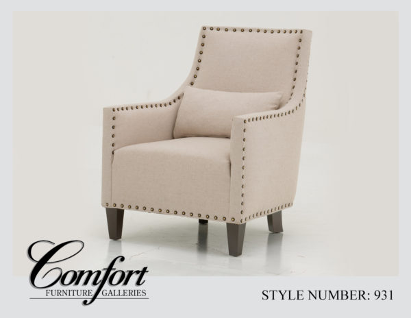 Accent Chairs-931