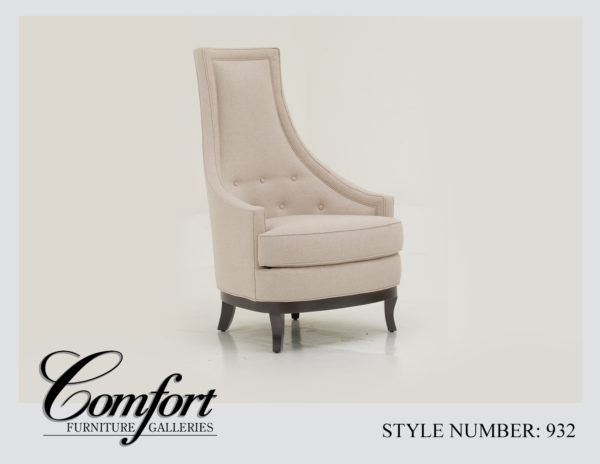Accent Chairs-932