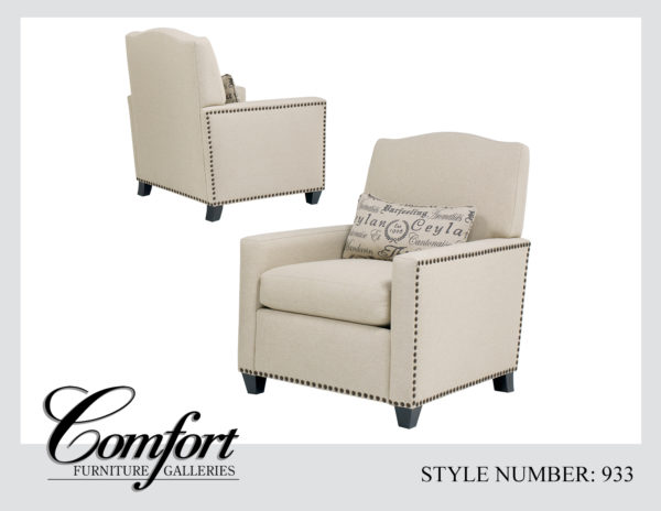 Accent Chairs-933