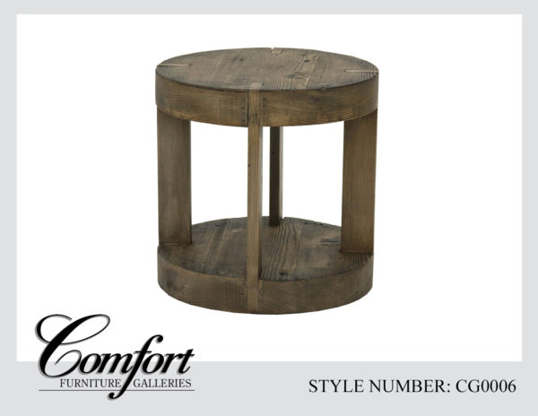 Case Good>End Table-CG0006