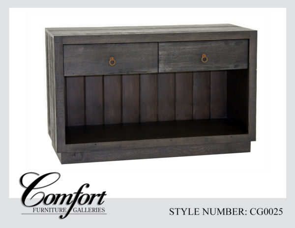 Case Good>End Table-CG0025